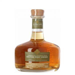 Rum & Cane British West Indies XO Rum – 0,7l – 43%