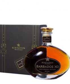 Rum Nation Barbados Anniversary Edition – 0,7l – 40%