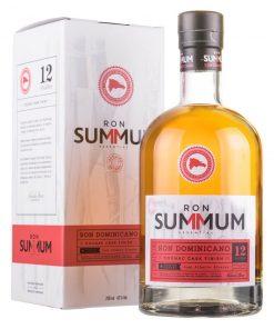 Rum Summum 12YO Cognac Finish – 0,7l – 43%