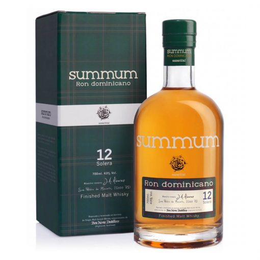 Rum Summum 12YO Whisky Finish – 0,7l – 43%