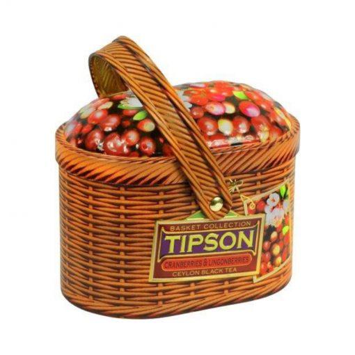 Tipson - košík - brusnica