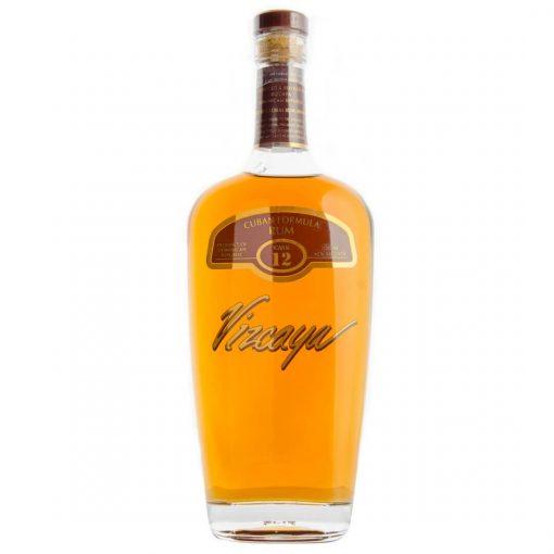 Vizcaya Cask 12 Cuban Formula Rum – 0,7l – 40%